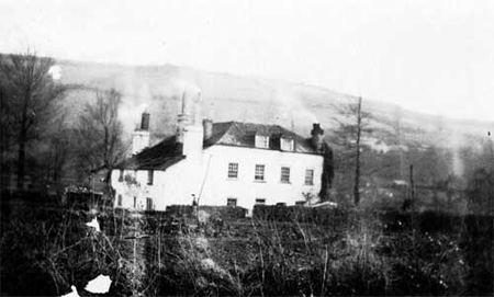 Gages Mill Country Guest House History